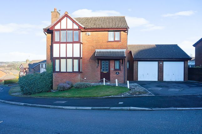 4 bed detached house for sale in Key View, Darwen