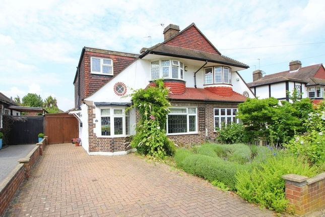 Thumbnail Semi-detached house for sale in Frensham Road, New Eltham
