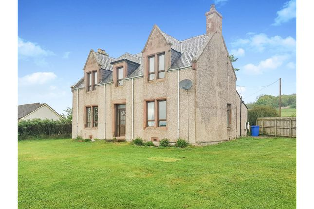 Thumbnail Detached house for sale in Rosemarkie, Fortrose