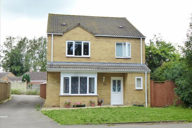4 bed detached house for sale in Harecroft Road, Wisbech