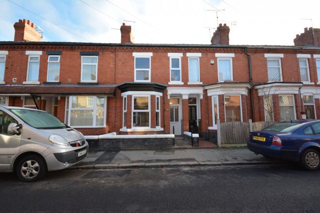 Thumbnail Terraced house to rent in Walthall Street, Crewe