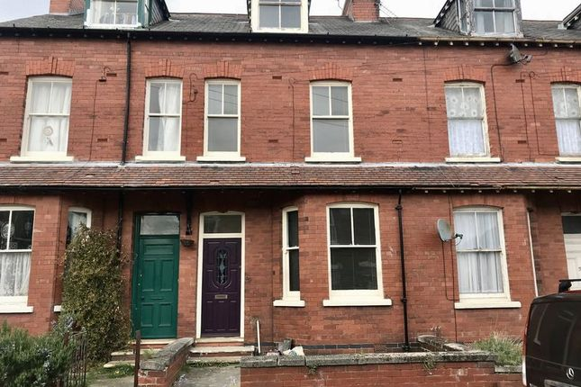 Thumbnail Terraced house to rent in Cameron Grove, York