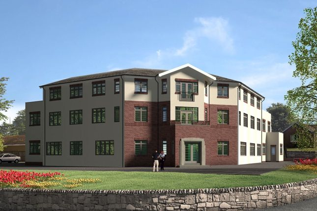Thumbnail Flat for sale in No 3 Ryecroft Rise Apartments, Wooler