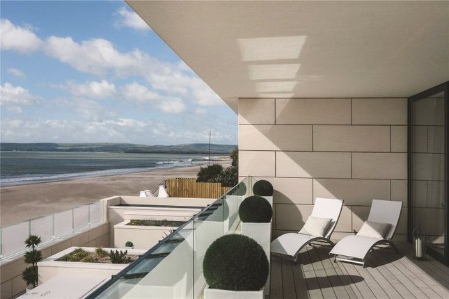 Thumbnail Flat for sale in Banks Road, Sandbanks, Poole, Dorset