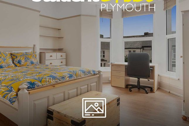 Thumbnail Terraced house to rent in Maple Grove, Mutley, Plymouth