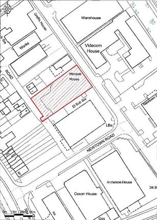 Thumbnail Land for sale in Newtown Road, Henley-On-Thames