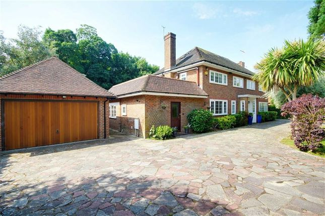 Thumbnail Detached house for sale in Fourth Avenue, Worthing, West Sussex