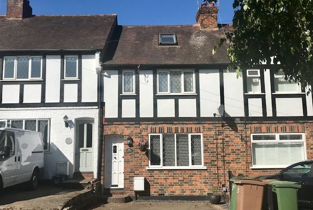 Thumbnail Terraced house for sale in Alberta Avenue, Cheam