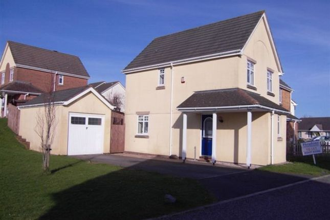 Semi-detached house for sale in Bullow View, Winkleigh