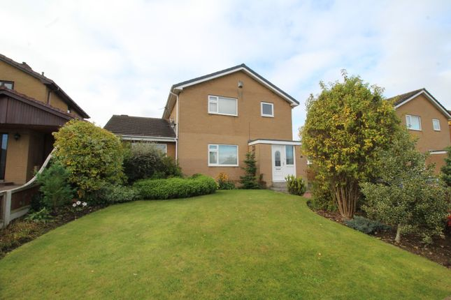 Thumbnail Detached house for sale in Crosshill Drive, Carlisle, Cumbria