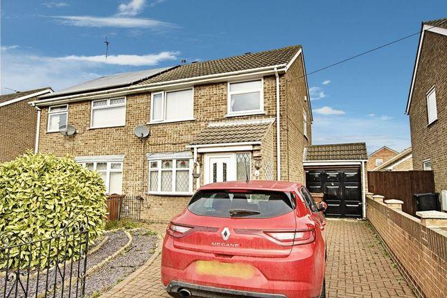 Thumbnail Semi-detached house for sale in Broad Oak, Bilton, Hull