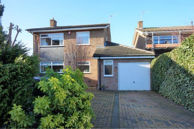 Thumbnail Detached house for sale in Hillside Close, Shillington
