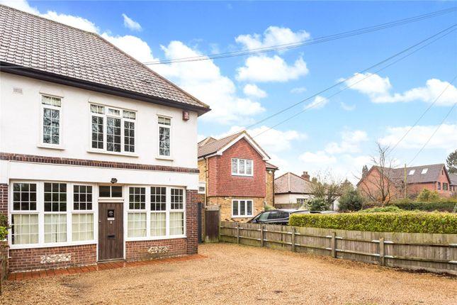 Thumbnail Semi-detached house for sale in Knockholt Road, Halstead, Sevenoaks, Kent