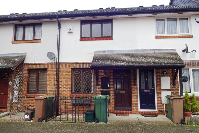 Thumbnail Terraced house for sale in Vellum Drive, Carshalton