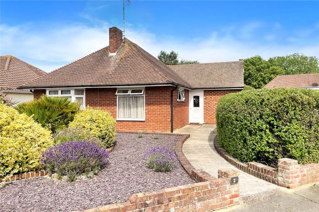 Thumbnail Bungalow for sale in Hearnfield Road, Wick, Littlehampton