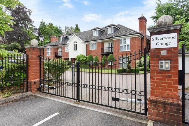 Thumbnail Flat for sale in Silverwood Grange, Lady Margaret Road, Sunningdale, Berkshire