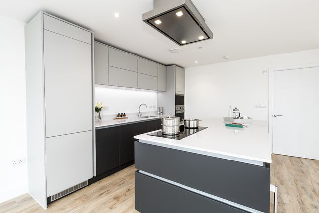 Thumbnail Penthouse for sale in Hamilton Street, Canton, Cardiff