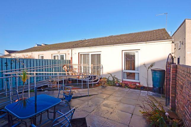 Thumbnail Terraced bungalow for sale in South Gyle Gardens, Edinburgh
