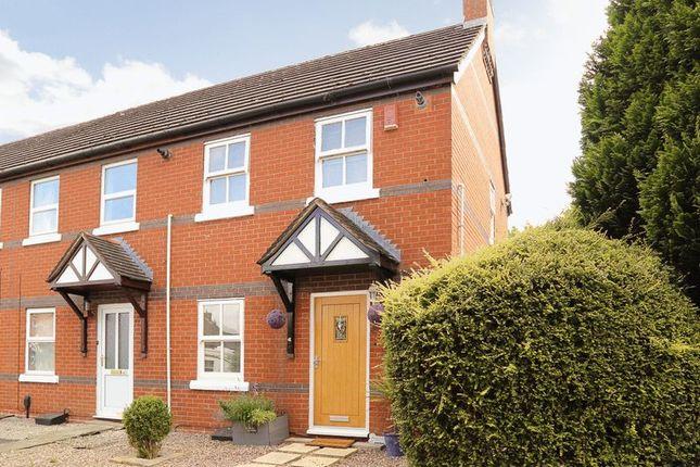 Thumbnail Terraced house for sale in Stonebridge Close, Telford