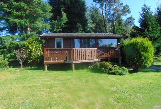 2 bed lodge for sale in Trawsfynydd Holiday Village, Bron Aber, Trawsfynydd, Blaenau Ffestiniog LL41