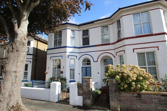 Thumbnail Semi-detached house for sale in St. Johns Road, Sandown
