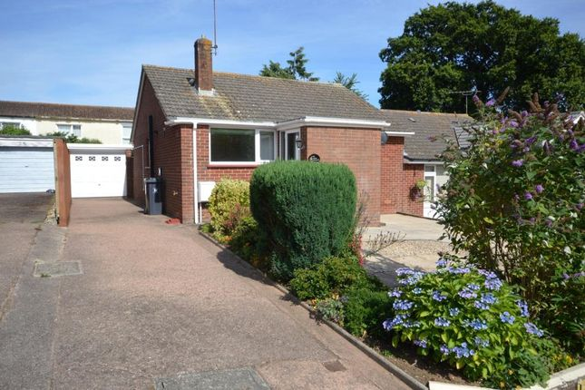 2 bed semi-detached bungalow for sale in Ashley Crescent, Sidmouth, Devon