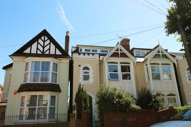 Thumbnail Flat to rent in Stubbington Avenue, Portsmouth