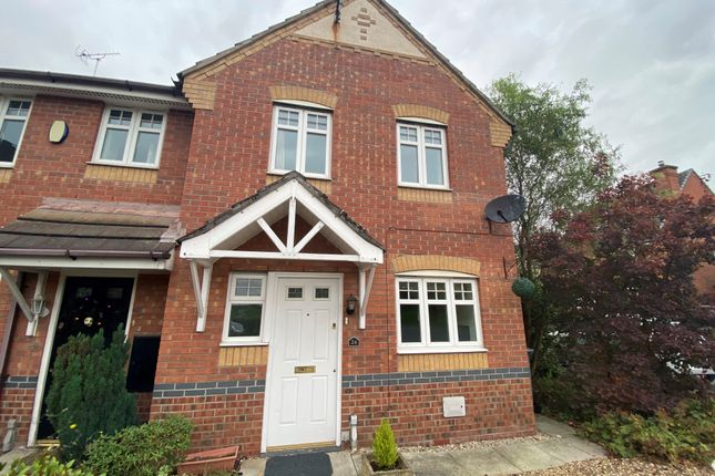3 bed semi-detached house to rent in Rolls Avenue, Crewe CW1