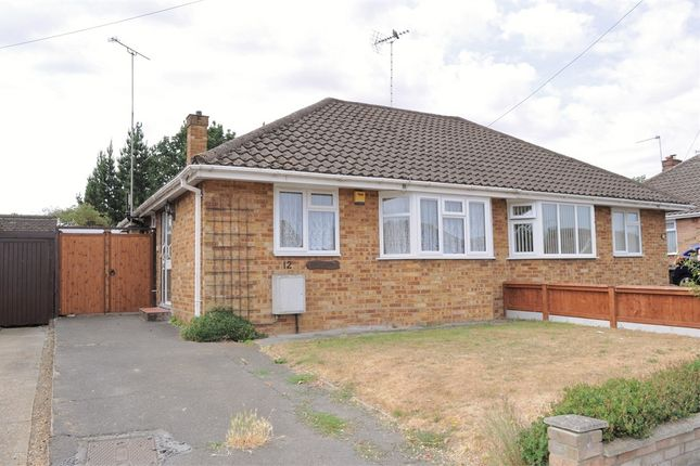 Thumbnail Semi-detached bungalow for sale in Duffield Road, Great Baddow, Chelmsford, Essex