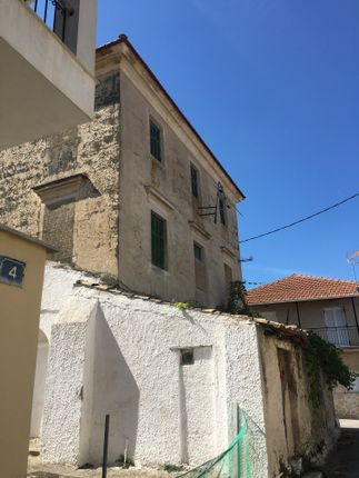 Restored House. of Lefkimmi, Corfu, Ionian Islands, Greece
