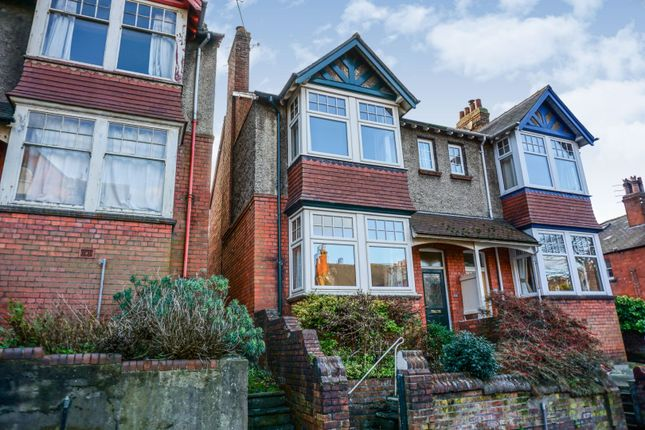 Thumbnail Semi-detached house for sale in Royal Avenue, Scarborough