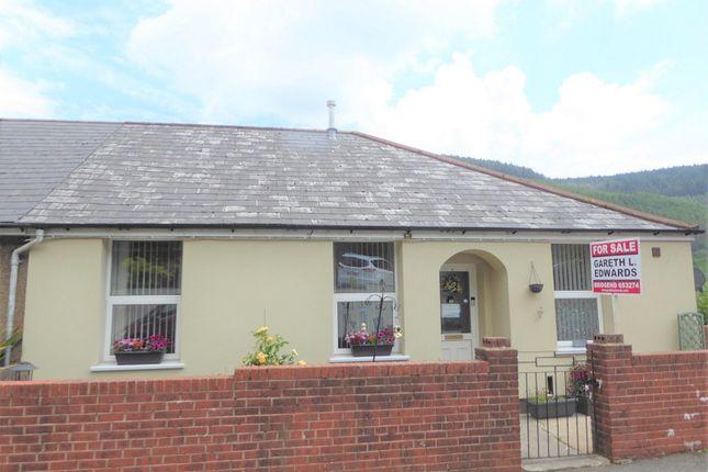 3 bed semi-detached house for sale in Bryn Road, Ogmore Vale, Bridgend, Bridgend County. CF32