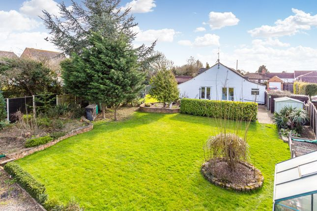 Thumbnail Detached bungalow for sale in Mill Estate, Wymington Road, Rushden