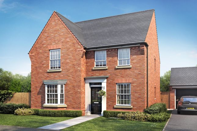 "Thumbnail Detached house for sale in ""Holden"" at Trowbridge Road, Westbury"