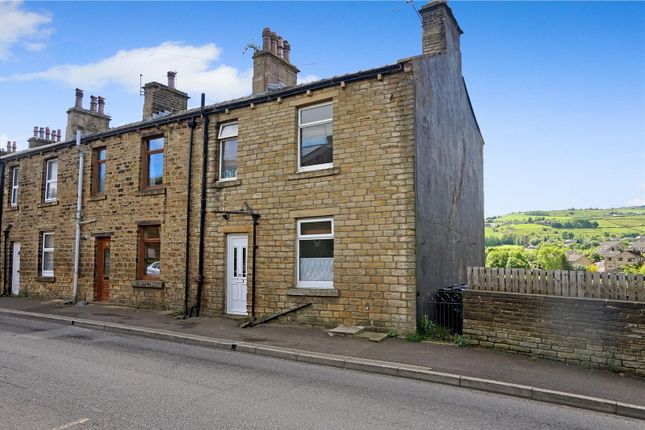 Thumbnail End terrace house for sale in Royd Street, Slaithwaite