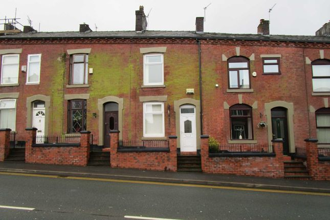 Thumbnail Terraced house to rent in Ripponden Road, Oldham