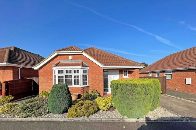 Thumbnail Detached bungalow for sale in Cattistock Road, Cleethorpes
