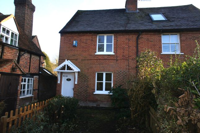 Thumbnail Semi-detached house to rent in Chequers Lane, Fingest