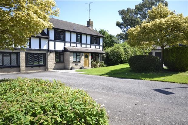 Thumbnail Detached house to rent in Close Field, Gretton, Cheltenham