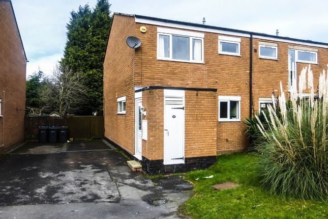 Thumbnail Semi-detached house to rent in Welshman Hill, Sutton Coldfield, West Midlands