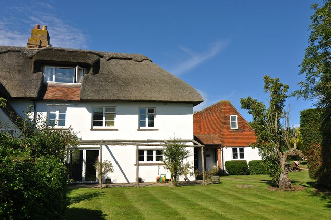 Thumbnail Semi-detached house to rent in Lower Bognor Road, Lagness, Chichester