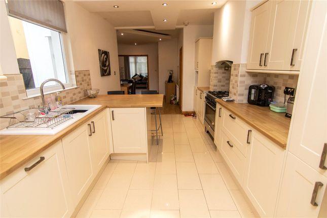 Thumbnail Semi-detached house for sale in Beaufort Road, Ebbw Vale, Blaenau Gwent