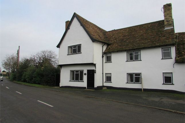 Thumbnail Detached house to rent in High Street, Southoe, St. Neots