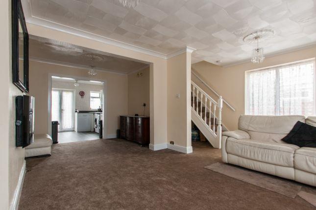 Thumbnail Semi-detached house for sale in Joslin Road, Purfleet