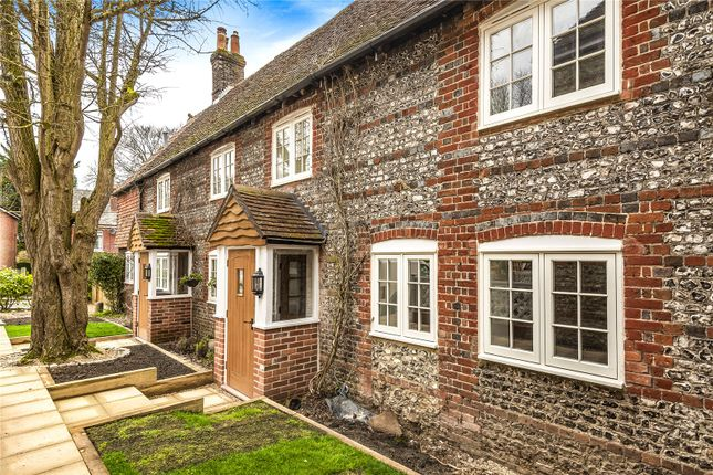 Thumbnail Terraced house for sale in Station Approach, Alresford, Hampshire
