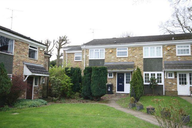 Thumbnail End terrace house for sale in Neville Close, Stoke Poges, Buckinghamshire