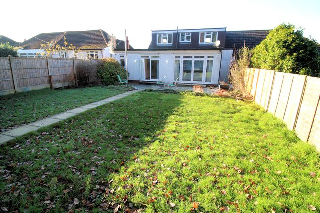 Thumbnail Bungalow for sale in Oakdene Avenue, Northumberland Heath, Kent