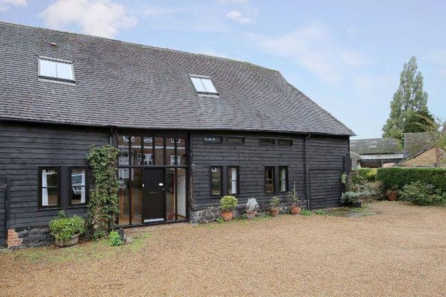 Thumbnail Barn conversion to rent in Bradbourne Vale Road, Sevenoaks