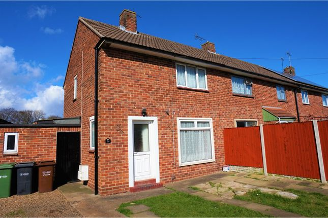 Thumbnail Semi-detached house for sale in Queen Elizabeth Road, Lincoln