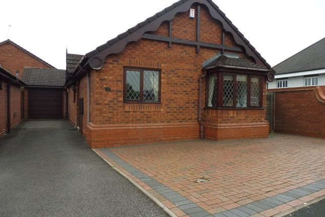 Thumbnail Detached bungalow for sale in Spinners End Drive, Cradley Heath